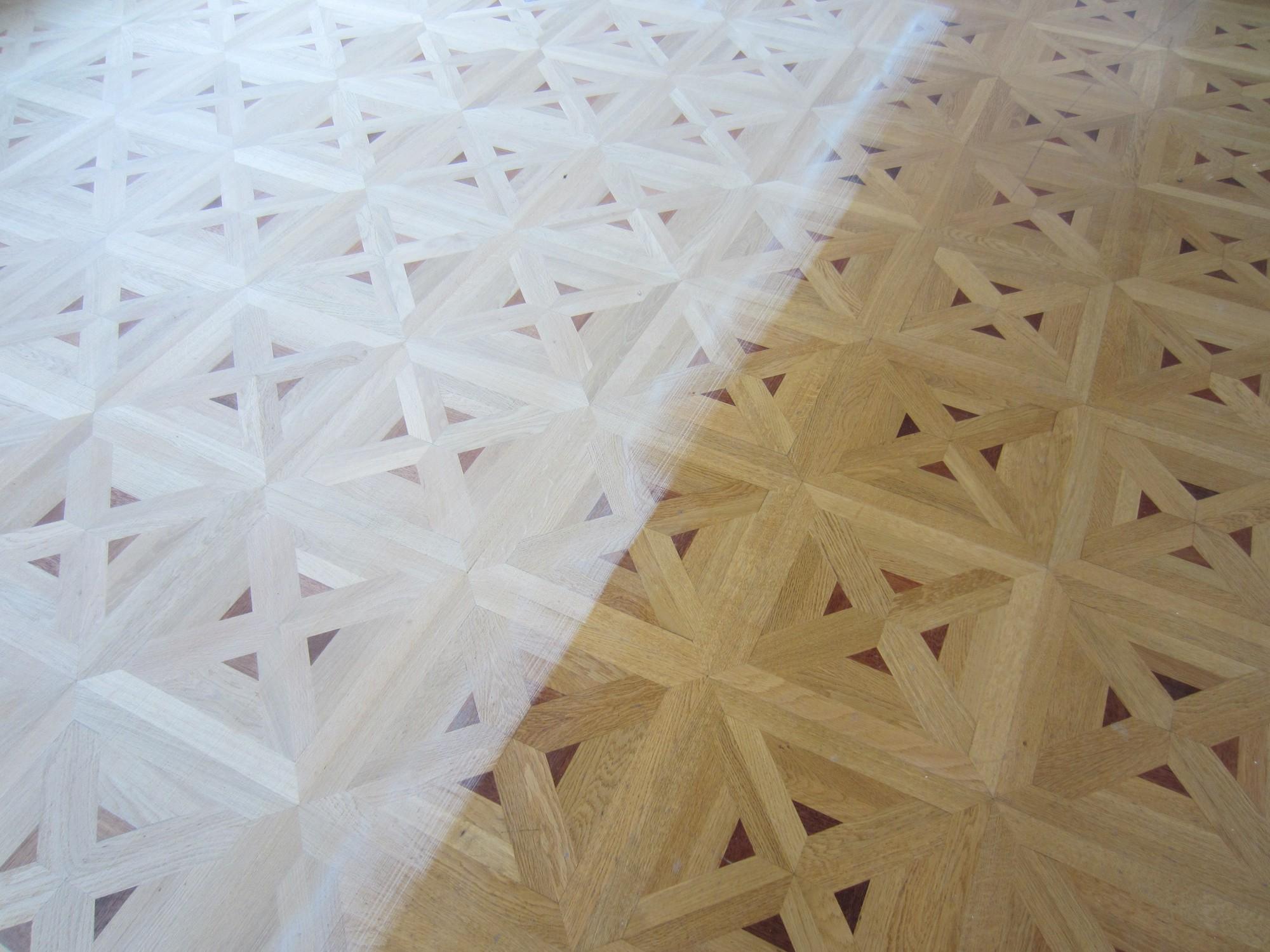 pon age et vitrification d 39 un parquet type versailles marseille r novation de sols en marbre. Black Bedroom Furniture Sets. Home Design Ideas
